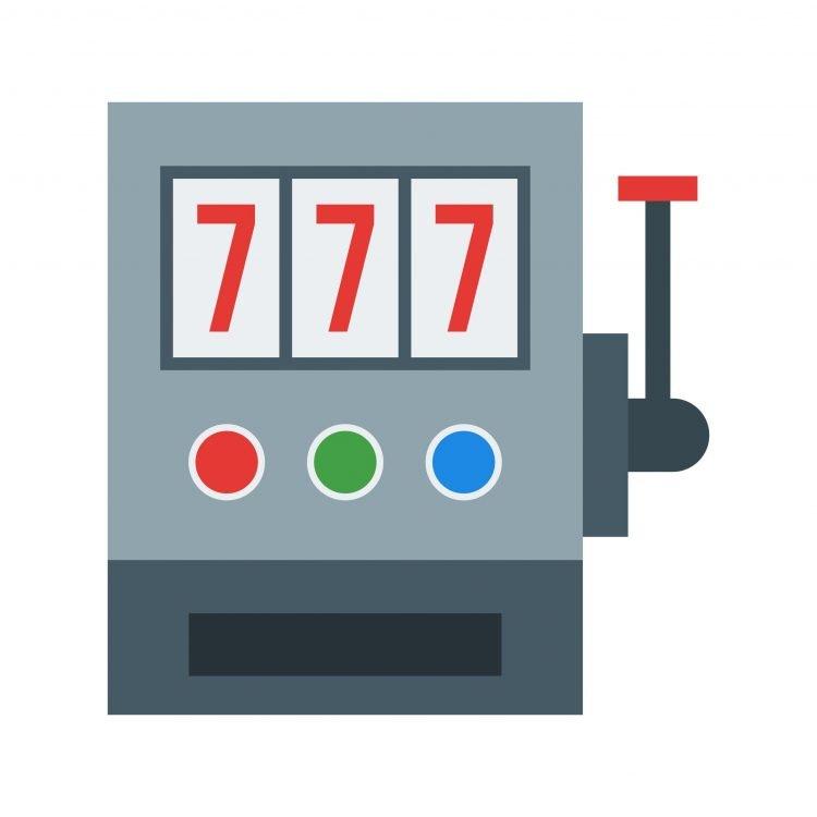 Kolikkopeliautomaatti
